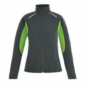 North End LADIES' Excursion Soft Shell Jacket