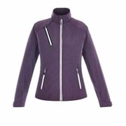 North End Sport Red LADIES' Lightweiight Jacket