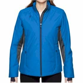 North End LADIES' Insulated Hybrid Jacket