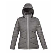 North End LADIES' AVANT Melange Insulated Jacket