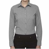 North End | Ash City LADIES' CENTRAL AVE Melange Shirt