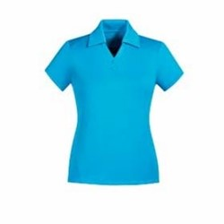 North End LADIES' Exhilarate Polo with Back Pocket