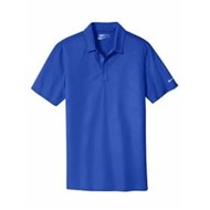 Nike | Nike Golf Dri-FIT Embossed Tri-Blade Polo