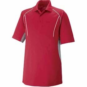 EXTREME Parallel Snag Protection Polo with Piping