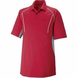 EXTREME | EXTREME Parallel Snag Protection Polo with Piping