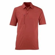 North End | North End Crosscheck Performance Woven Polo