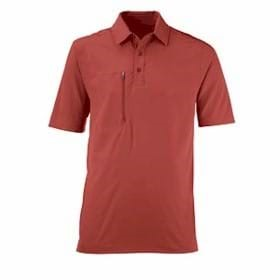 North End Crosscheck Performance Woven Polo