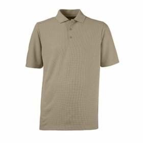 North End Excursion Nomad Performance Waffle Polo