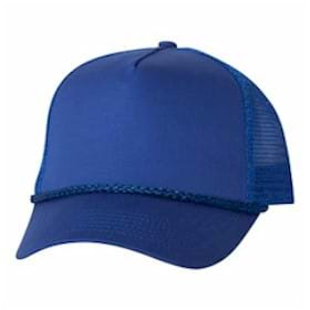 Sportsman Five-Panel Mesh Trucker Cap