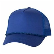 Valucap | Valucap Five-Panel Mesh Trucker Cap