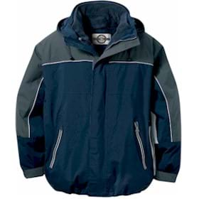 North End 3-in-1 Seam Sealed Mid Length Jacket