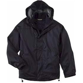 North End 3-in-1 Techno Seam Sealed Hooded Jacket