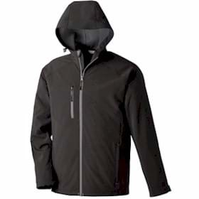 North End Prospect Soft Shell Jacket with Hood