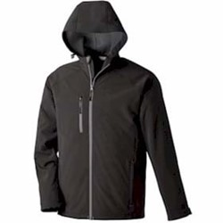 North End | Prospect Soft Shell Jacket with Hood