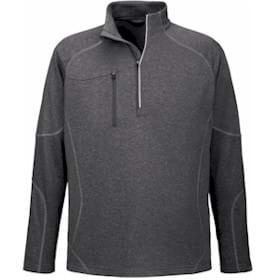 North End Catalyst Performance Fleece Half Zip Top