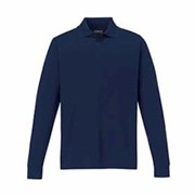 CORE 365 TALL L/S Pinnacle Pique Polo