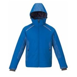 North End Linear Insulated Jacket w/ Print