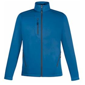 North End TRACE Printed Fleece Jacket
