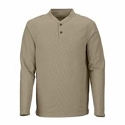 North End Nomad Performance Waffle Henley