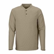 North End | North End Nomad Performance Waffle Henley