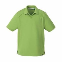 Ash City Recycled Polyester Performance Pique Polo