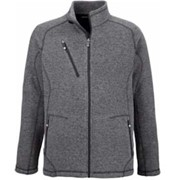 North End Peak Sweater Fleece Jacket
