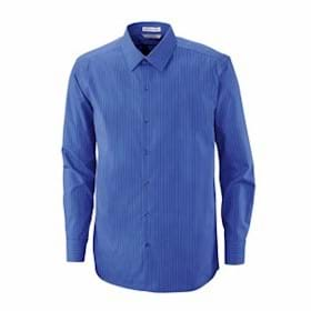 North End Wrinkle-Free Cotton Striped Tape Shirt