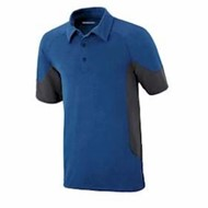 North End | North End Refresh Performance Melange Jersey Polo