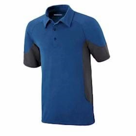 North End Refresh Performance Melange Jersey Polo