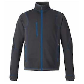 North End Pulse Textured Bonded Fleece Jackets