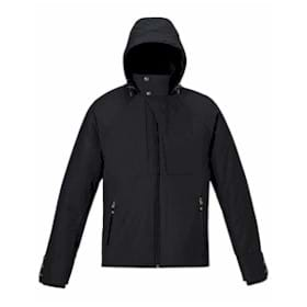North End Skyline CIty Twill Insulated Jackets