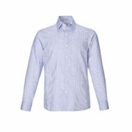 North End | North End Wrinkle-Free Cotton Checkered Shirt
