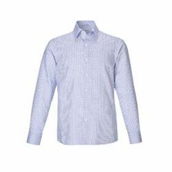 North End Wrinkle-Free Cotton Checkered Shirt