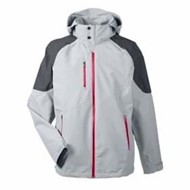 North End | North End Sport Red Seam-Sealed Shell Jacket