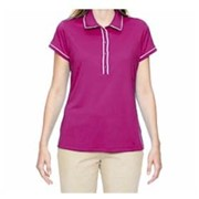 Adidas Golf LADIES' Piped Fashion Polo