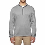 Adidas Golf Brushed Terry Heather 1/4 Zip