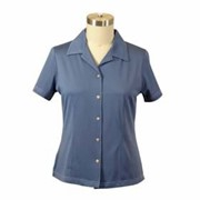 AKWA LADIES' Made in U.S.A. Camp Shirt