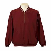AKWA Made in U.S.A. Microfiber Windshirt 1/4 Zip