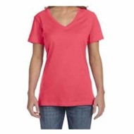 Anvil | ANVIL LADIES' Featherweight V-Neck T-Shirt