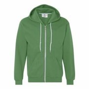 ANVIL Full-Zip Hooded Sweatshirt