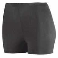 "Augusta | Augusta LADIES' Poly/Spandex 2.5"" Short"