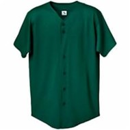 Augusta | Augusta Button Front Baseball Shirt
