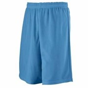 Augusta YOUTH Longer Length Mini Mesh Short