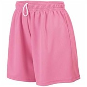 Augusta Ladies Wicking Mesh Short