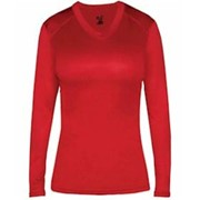 Badger LADIES' L/S Ultimate Fitted Tee