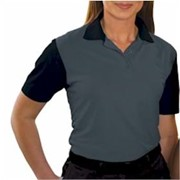 Blue Generation LADIES' IL-50 Colorblock Polo