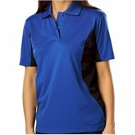 Blue Generation | Blue Generation LADIES' Snag Resist Wicking Polo