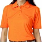 BLUE GENERATION LADIES' Moisture Wicking Polo