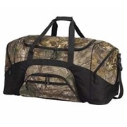 Port Authority Camouflage Colorblock Sport Duffel