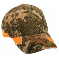 Outdoor Cap | Outdoor Cap Frayed Camo Cap